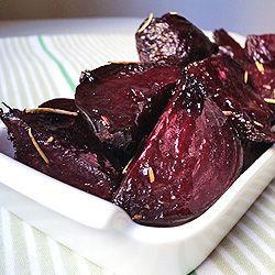 Salada de beterrabas assadas                                                                                                                                                                                 Mais