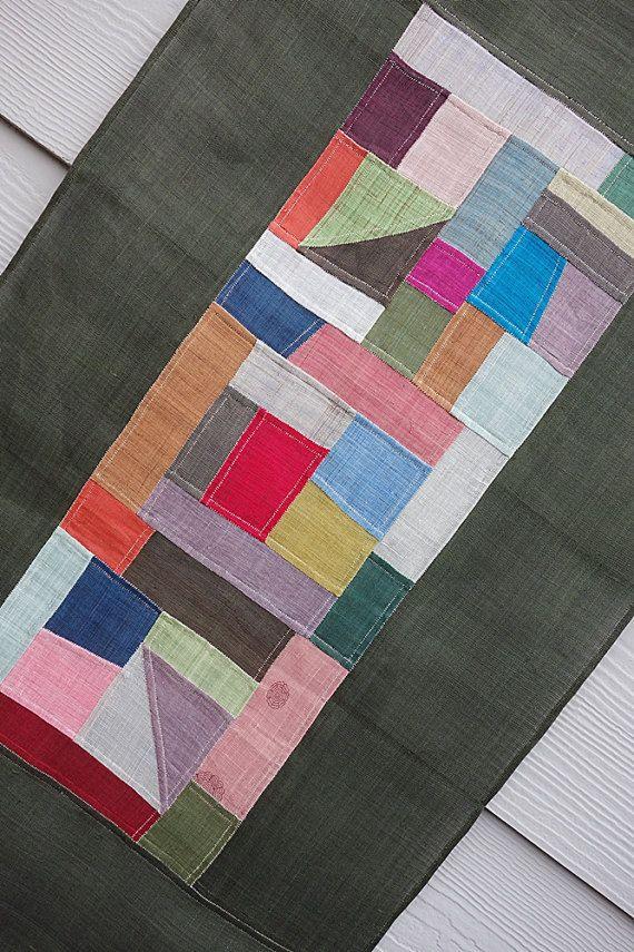 pojagibojagijogakbokorean patchwork wrapping cloth wall