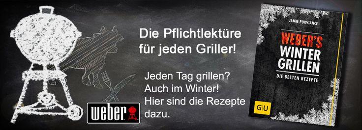 Winter Grillen Buch