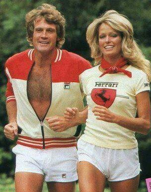 Lee Majors & Farrah Fawcett; (The Bionic Man & The Bionic Woman) 1970s TV Show