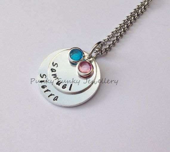 Sterling Silver Healing Hand Necklace Set With Birthstone - July - Gift Boxed bNyNOBXH