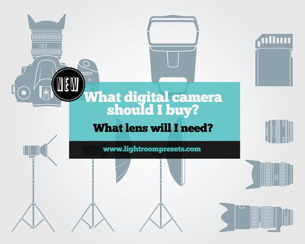 What digital camera should I buy? What lens will I need?  We have recommendations for three different budgets, too!