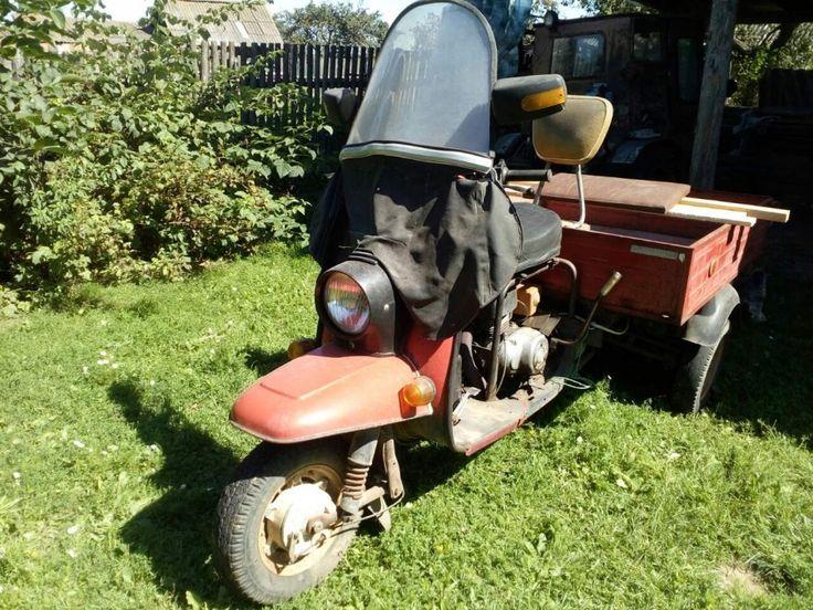 Ant (scooter) - Муравей (мотороллер)
