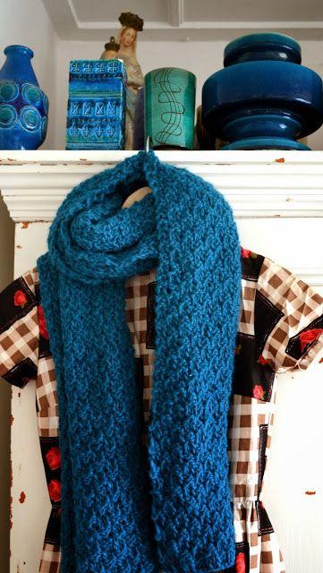 ingthings gebreide sjaal