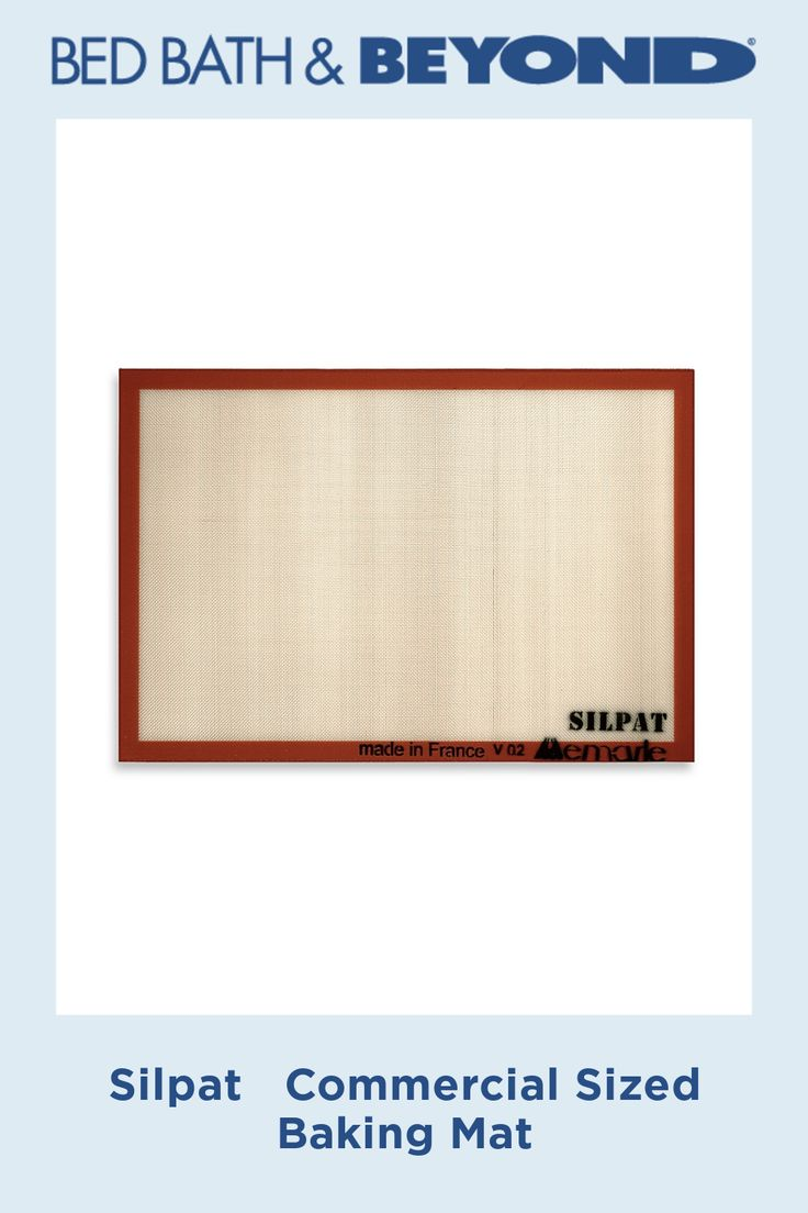 Silpat Baking Mat Imagine No More Foil Or Non Stick Spray