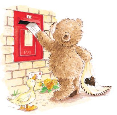popcorn the bear - Google Search