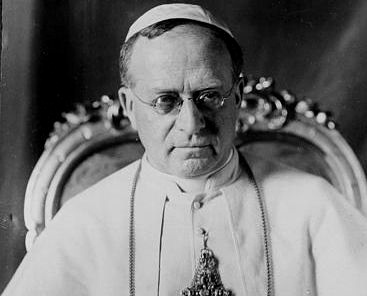 Achille Ratti, Papa Pio XI, Desio (MB) He was the Pope of Communication: started Radio Vaticana and coined the concept of subsidiarity.