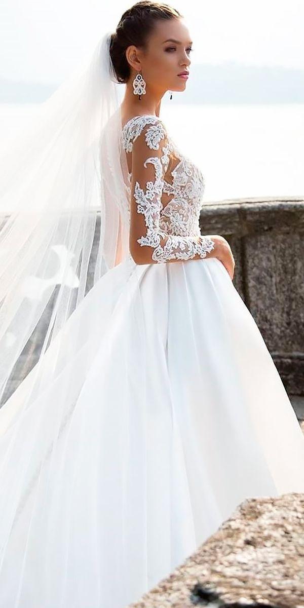 best 25 stunning wedding dresses ideas on pinterest. Black Bedroom Furniture Sets. Home Design Ideas