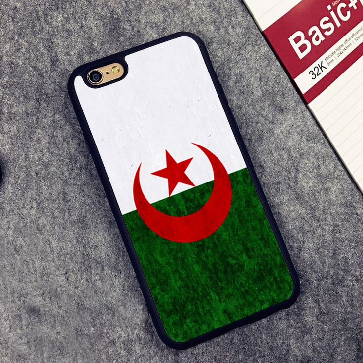 >> Click to Buy << flag of algeria Printed Soft TPU Protective Shell Skin Phone Case For iPhone 6 6S Plus 7 7 Plus 5 5S 5C SE 4 4S Cases Back Cover #Affiliate