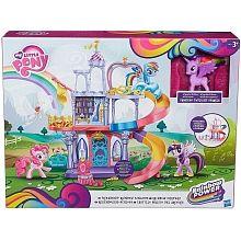 HASBRO My Little Pony  Twilight Sparkle 20 cm Mode Arc en Ciel