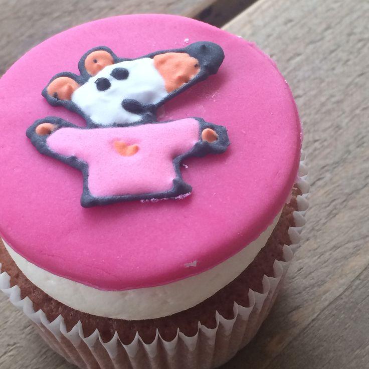 vera de muis cupcake