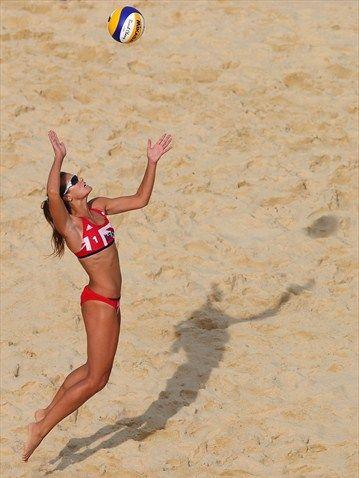 Olympic Beach Volley Photos - Beach Volleyball Galerie photos | London 2012