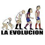 Recopilación de dibujos y personajes relacionados con el Atlético de Madrid. ...