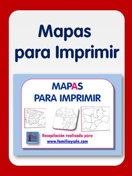 MAPAS PARA IMPRIMIR