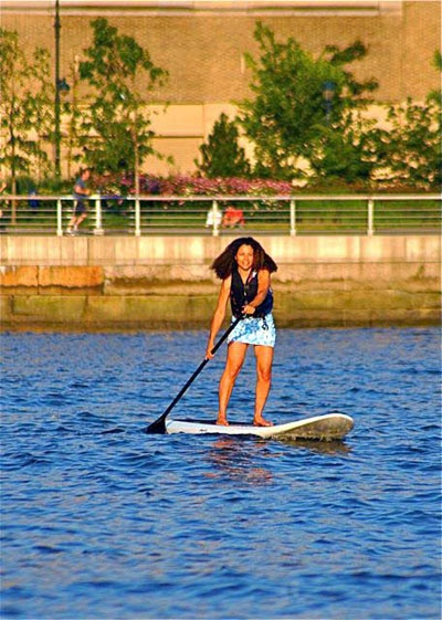 Stand up Paddleboarding!: Bucket List, Fitness, Paddleboarding, Health, Stand Up