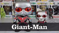 Funko Pop! Vinyl 135 Giant-Man Marvel Captain America Civil War Large MegaPOP