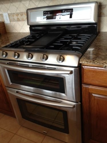 How did I survive without my Maytag Gemini® Gas Double Oven Range?