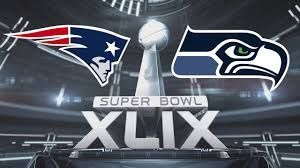 #FOXSPORTSRADIOListenLIVE  GLENDALE, Ariz. -- Tom Brady MVP Threw For Four Touchdowns Leading New England Patriots To Beat The Seattle Seahawks 28-24 Patriots 4th W #SuperBowlTitle. #NFL #SuperBowl XLIX 02.1.15 @NFL News | FOX Sports Radio