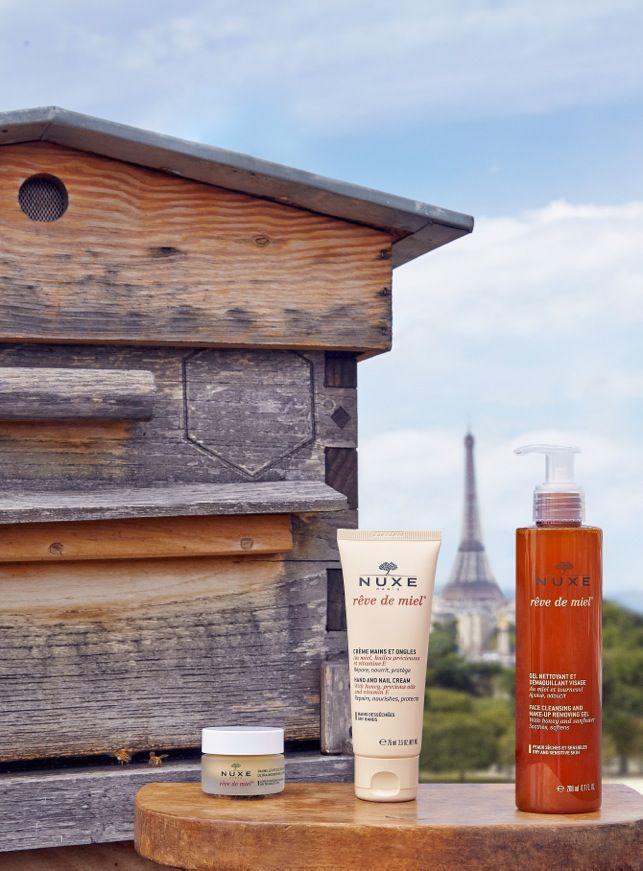 #RêveDeMiel #Beauty #Miel #Honey #NUXE #Paris #TourEiffel #EiffelTower