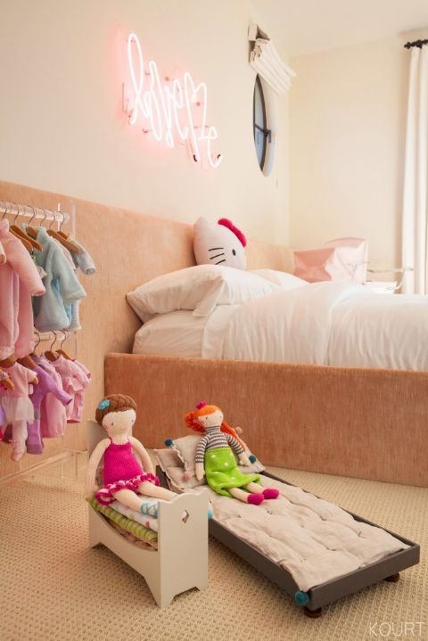 Penelope Disick Has A Dream Girl's Room - Kourtney Kardashian Kids