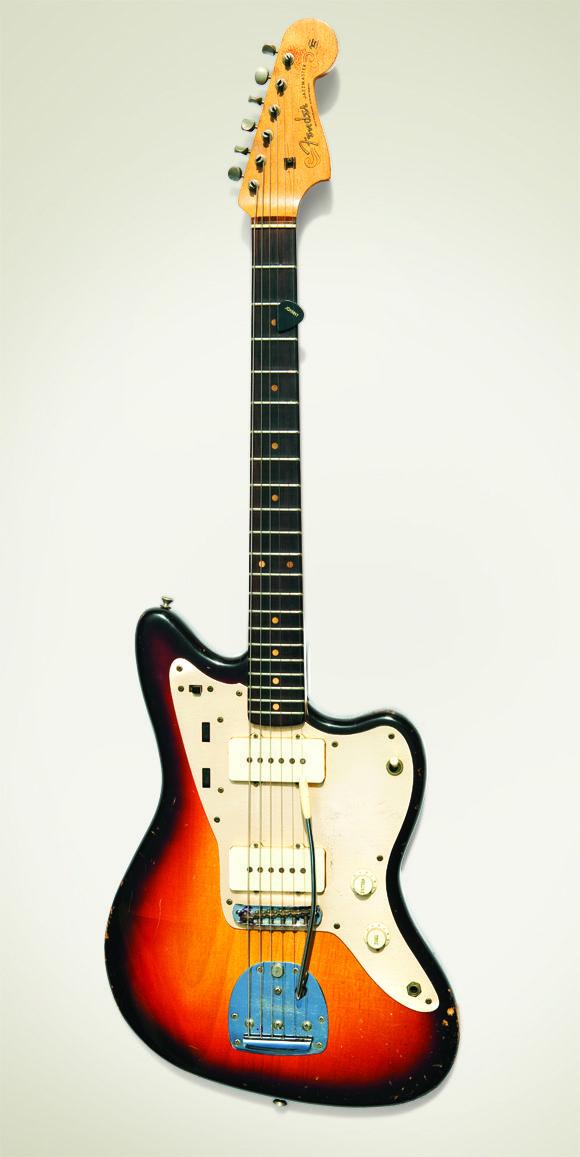 Souvenir from a Dream: Tom Verlaine's 1958 Fender Jazzmaster « Guitar Aficionado