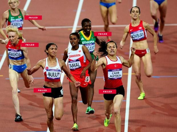 Athletics doping crisis: Was London 2012's 1500m Olympic final the dirtiest race in history? British stars Lisa Dobriskey, Hannah England and Laura Weightman tell Matt Majendie the pain they feel after six of the first nine runners in that race have since been found guilty of doping