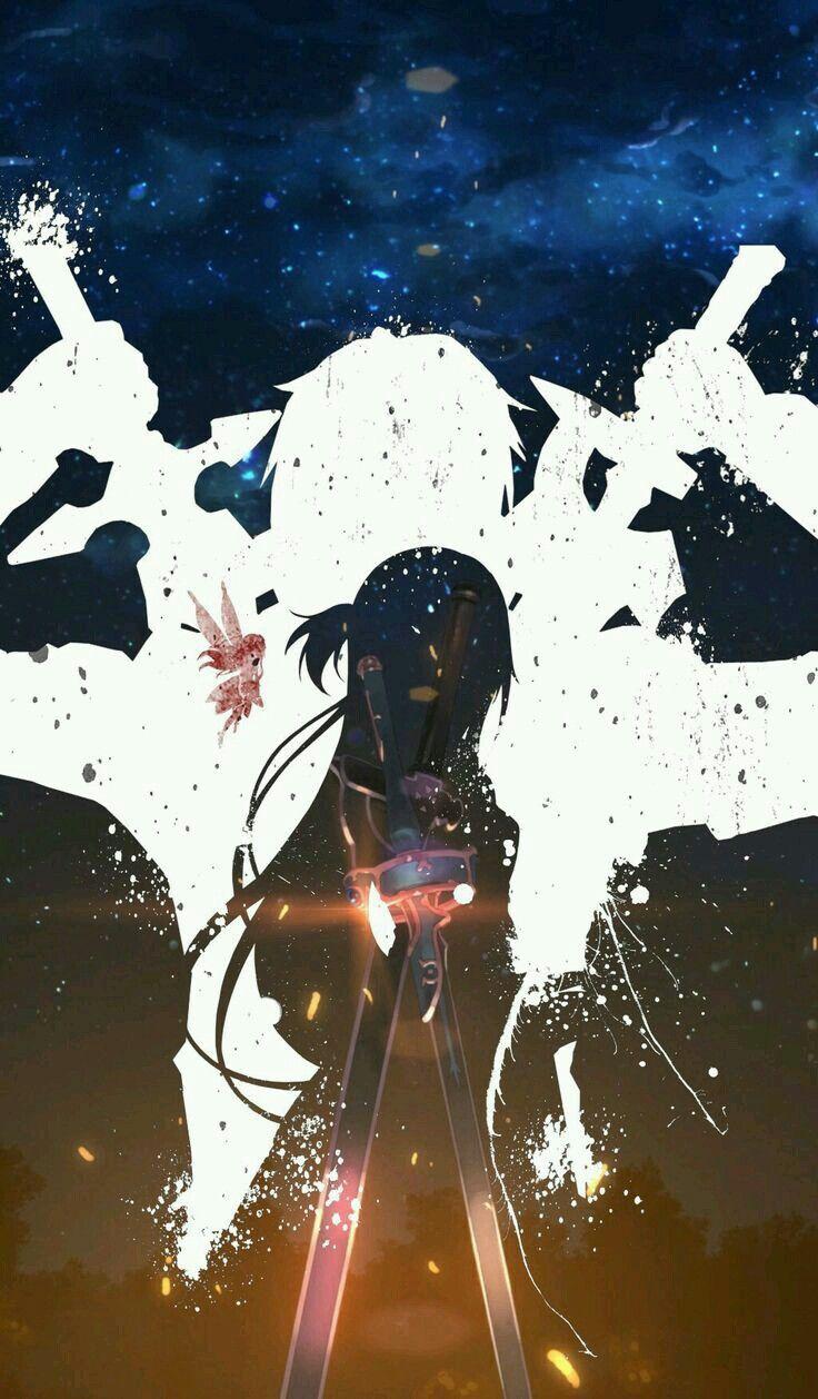 Pin de Saber Black en Sword Art Online (SAO) Línea de