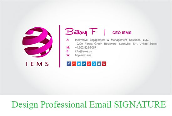 Best 25+ Email signatures ideas on Pinterest