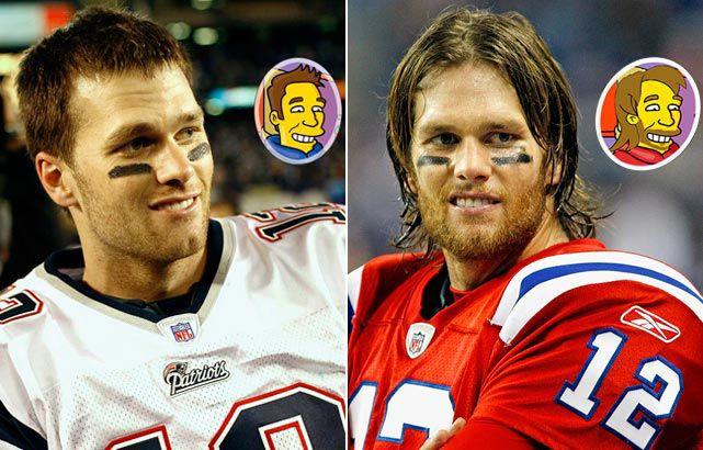 Tom Brady Long Hair | Tom Brady Long Hair Vs Short Hair