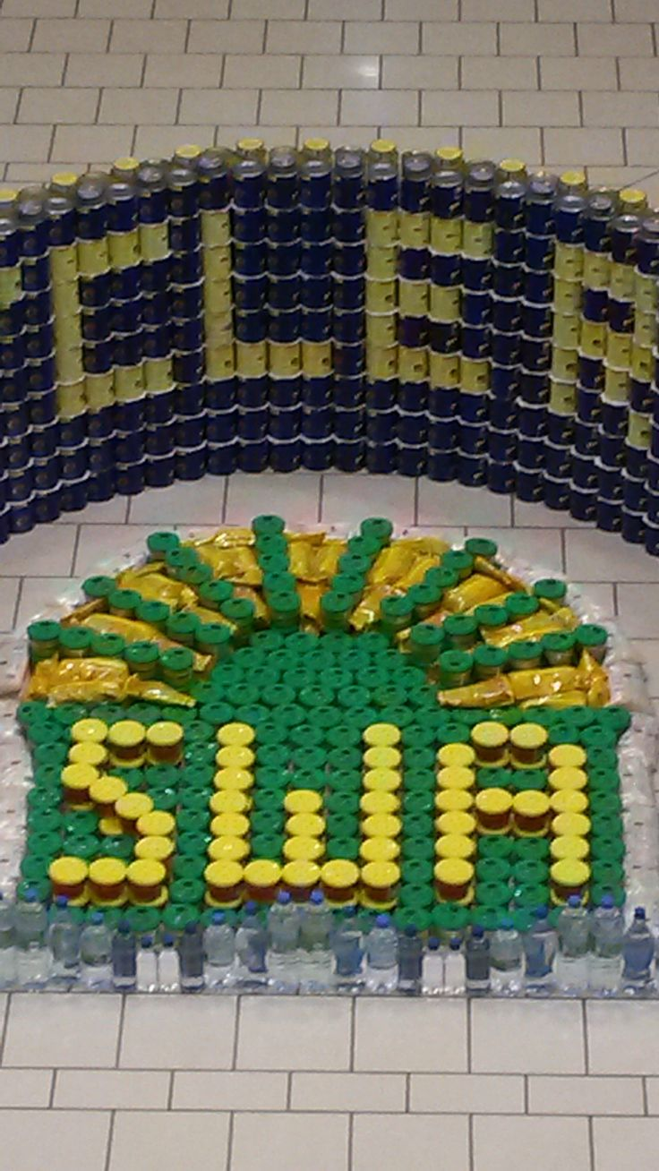 36 best 2014 CanStruction images on Pinterest | Student centered ...