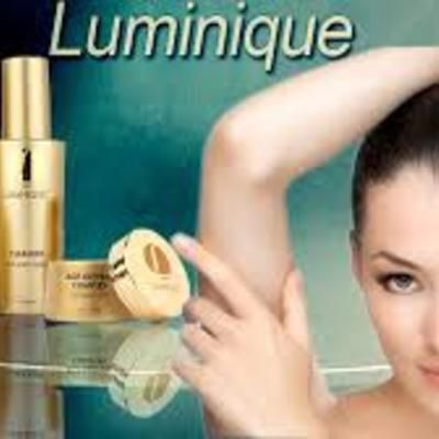 #Luminique #reviews say you can apply the age defying moisturizer in the same manner too.