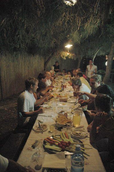 banchetto di pesce alla griglia al Nurapolis
