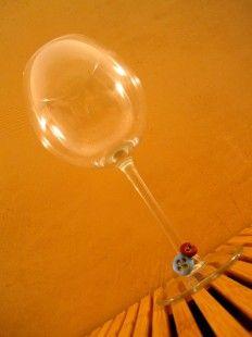 Segnabicchieri in cernit e metallo - set 6 pezzi : Stoviglie, bicchieri di ilmondocomelovorrei su ALittleMarket http://www.alittlemarket.it/vaisselle-verres/segnabicchieri_in_cernit_e_metallo_set_6_pezzi-1961611.html