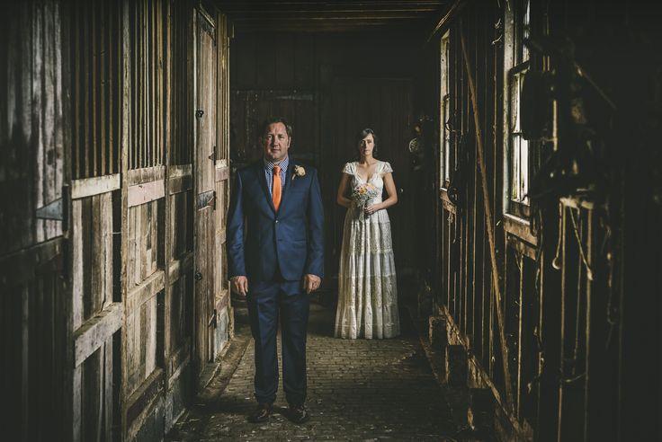 Is This It - Gemma & John's outdoor wedding, Wanganui.