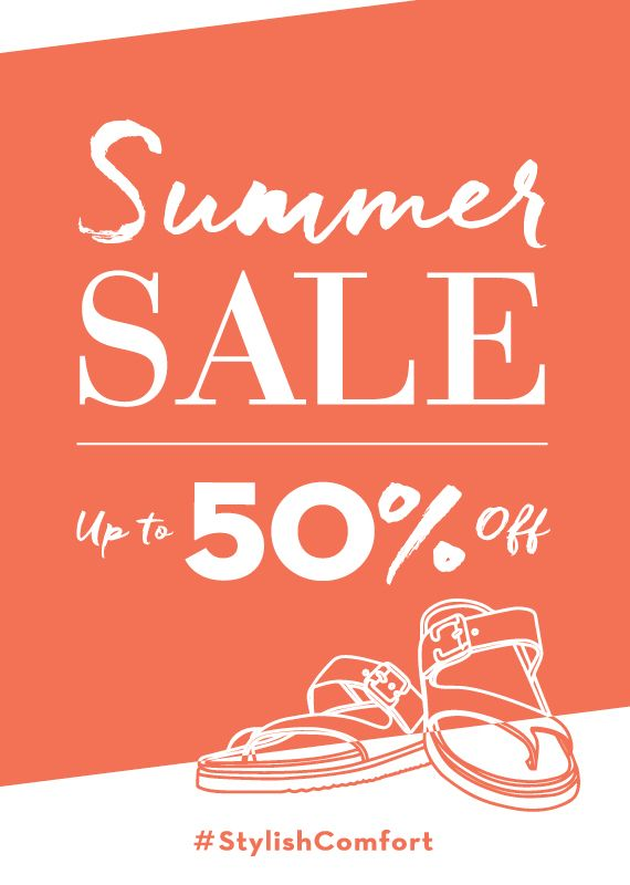 It's Our HOTTEST SALE OF THE SEASON | Step into Summer with some of the most stylish brands anywhere—now at up to 50% off! www.ingledews.com