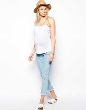 Maternity Bandeau Top by Asos