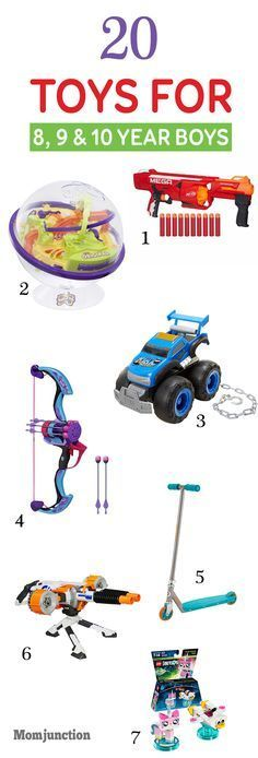 Toys For 6 12 Years : Best toys for year old boys images on