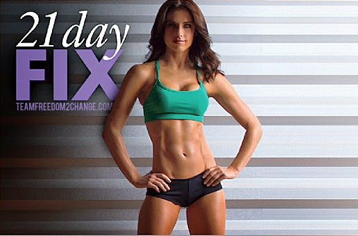 Insanity workout, 60 napos edzésprogram: 21-Day Fix