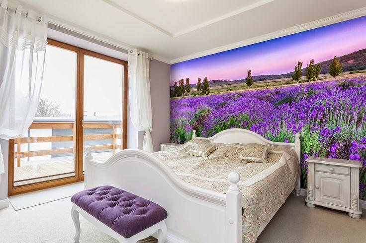Fototapeta w sypialni   #fototapety #obraz #obrazy #fototapeta #sypialnia