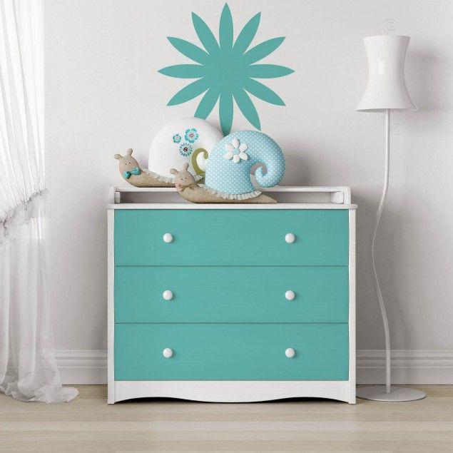 Möbelfolie Türkis Einfarbig   Möbel Klebefolie Blau Grün   Selbstklebend