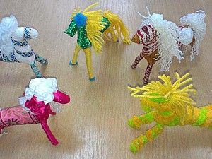 Лошадка-мотанка - Ярмарка Мастеров - ручная работа, handmade