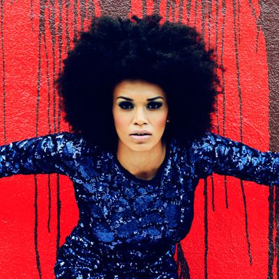 Get the look: Pearl Thusi #beautysouthafrica