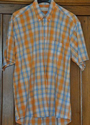 À vendre sur #vintedfrance ! http://www.vinted.fr/mode-hommes/chemises/28024219-tres-belle-chemisette-homme-t-l-marque-soft-grey-tbe