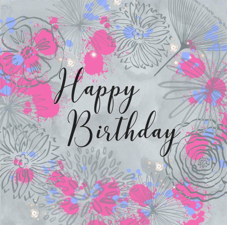 Happy Birthday – TIA RUSSELL