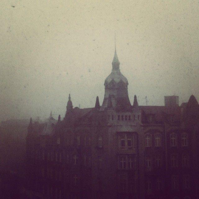 Proszę Państwa...Katowice #xperia #Katowice #Poland #silesia #śląskie #śląsk #KatowiceKorfantego #KatowiceCenter #CentrumKatowice #fog #foggy #foggyview