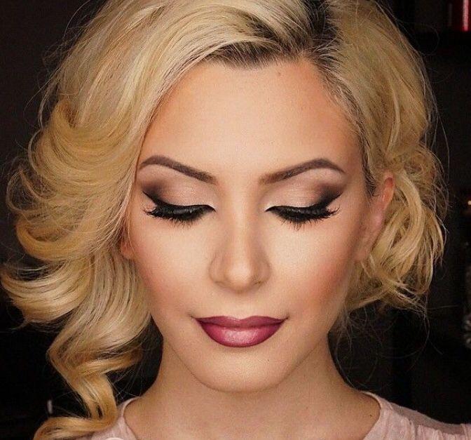 Simple Smokey Eye Wedding Makeup : 1000+ ideas about Simple Smokey Eye on Pinterest Eye ...