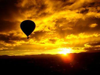5 opciones para viajar en globo aerostático - Turismo - El ...