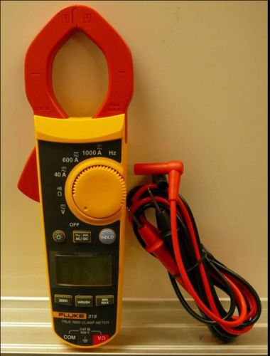 279.00$  Watch now - http://ali85o.worldwells.pw/go.php?t=32362676999 - 4-8 days arrival New FLUKE Digital Clamp Meter 319 True-RMS Inrush Current 100ms