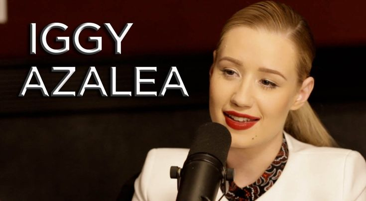 Iggy Azalea talks A$AP Rocky Tattoo   Kimye Vogue Issue! - YouTube
