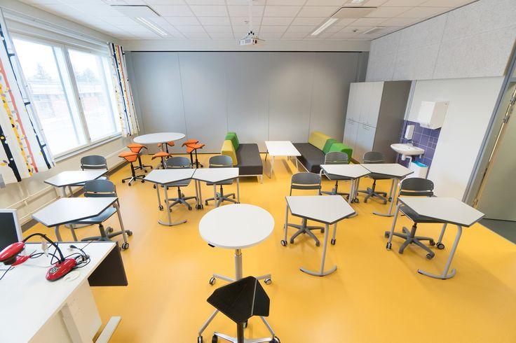 Urjalan yhtenäiskoulu, Urjala